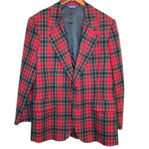 Pendleton Prince Charles Edward Tartan Sportcoat
